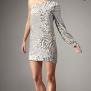 Make Offer Elizabeth & James Silk Mini Dress